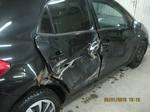 Toyota Auris до кузовного ремонта