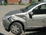 Renault Sandero до кузовного ремонта