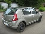 Renault Sandero после восстановления
