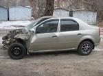 Renault Logan до кузовного ремонта