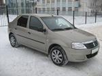 Renault Logan после восстановления