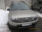 Renault Duster после восстановления