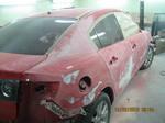 Mazda 3 до кузовного ремонта